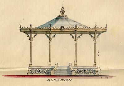 Le kiosque oublié de la place La Rochefoucauld : Archives ...