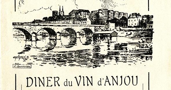 Image Le premier dîner du Vin d'Anjou