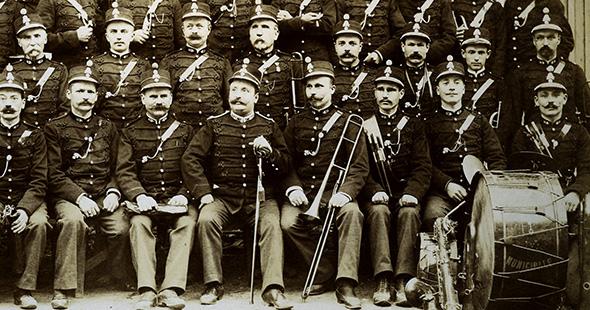 Image La chronique historique de mai : la première musique municipale