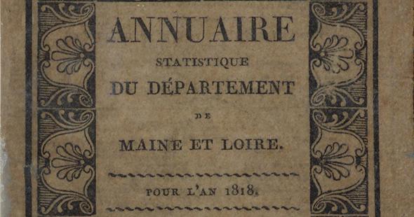 Image Les Annuaires de Maine-et-Loire (1803-1970) sont consultables en ligne !