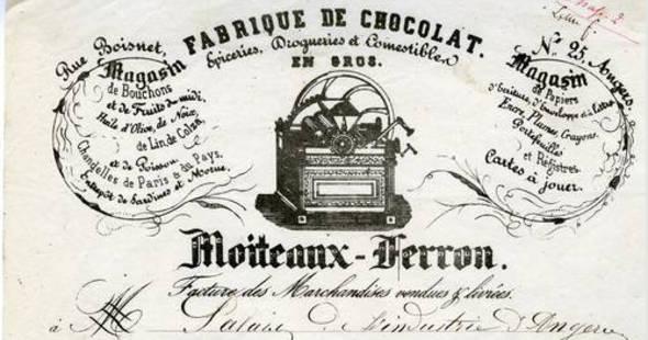 Image La chronique historique de décembre-janvier : les débuts du chocolat